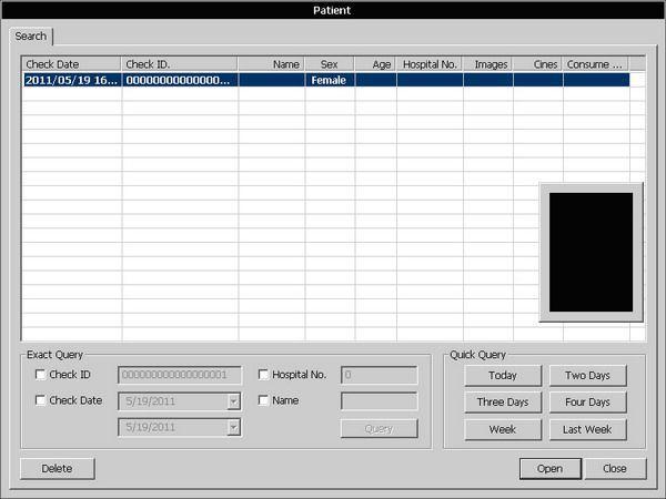 "Portable veterinary ultrasound system 18"" | V8 Sonostar Technologies"