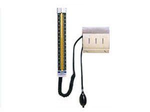 Mercury sphygmomanometer / wall-mounted 630 Suzuken Company