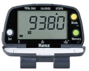 Pedometer with calorie counter Lifecorder EX Suzuken Company