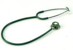 Dual-head stethoscope / stainless steel Doublescope 133 Suzuken Company