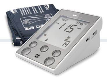 Automated blood pressure meter / GPRS / with blood glucose meter TD-3261G TaiDoc Technology