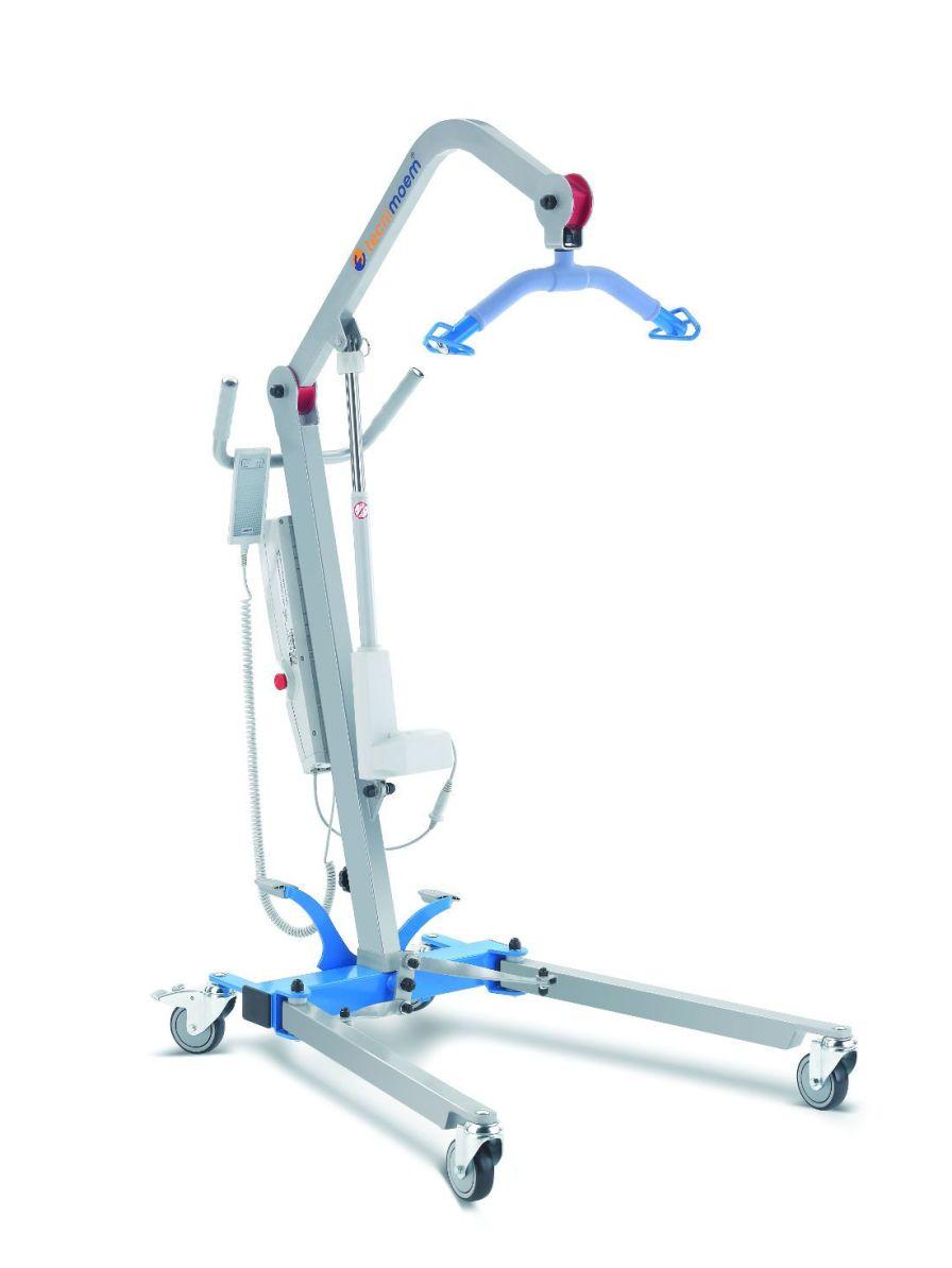Folding patient lift / mobile / electrical 135 Mini Tecnimoem