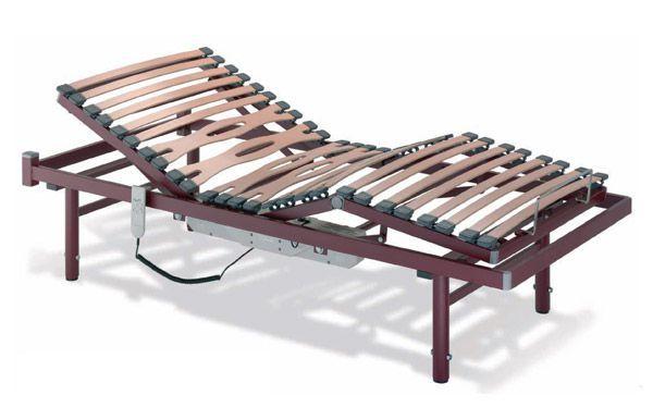 Nursing home bed / electrical / 4 sections Viana Tecnimoem