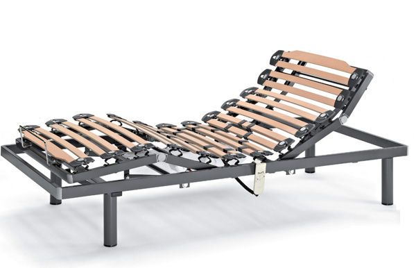 Homecare bed / electrical / 4 sections Fitness Tecnimoem