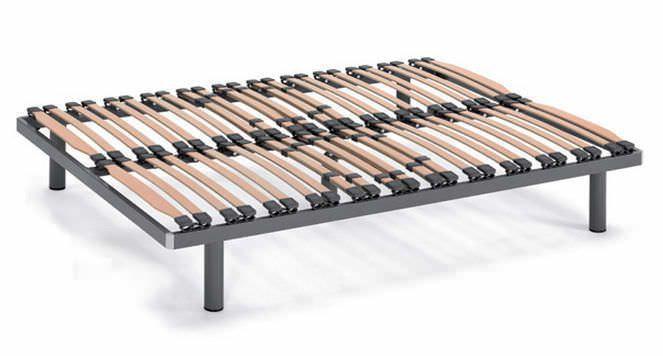 Nursing home bed / mechanical / 1 section Arco Tecnimoem