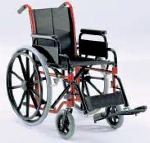 Passive wheelchair / folding 1379/3003 GIRALDIN G. & C.
