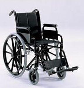 Passive wheelchair / folding 1379/NL GIRALDIN G. & C.