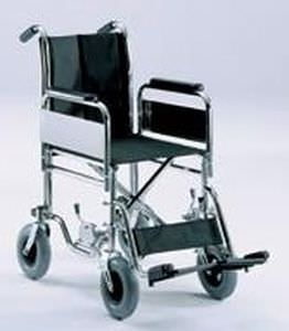 Folding patient transfer chair 1376/CR GIRALDIN G. & C.