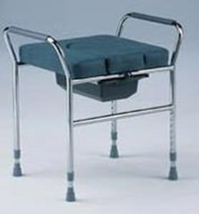 Commode chair / without backrest 1039 GIRALDIN G. & C.