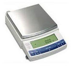 Laboratory balance / electronic / with external calibration weight UW series Shimadzu Europa GmbH