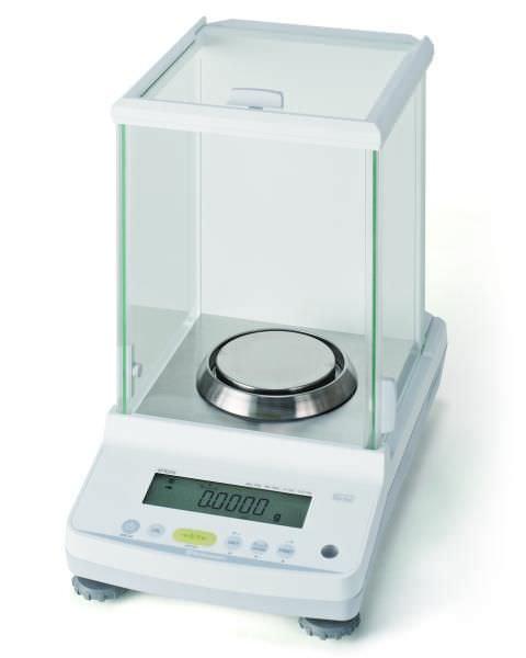 Laboratory balance / electronic 62 - 220 g | ATY series Shimadzu Europa GmbH