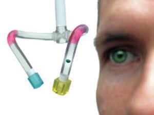 Epley maneuver training device vestibular disorder testing system DizzyFIX™ Summit medical USA