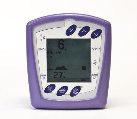 Veterinary carbon dioxide monitor V8401 Smiths Medical Surgivet