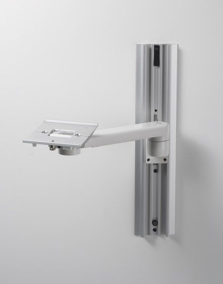 Medical monitor support arm / wall-mounted Advisor® Smiths Medical Surgivet