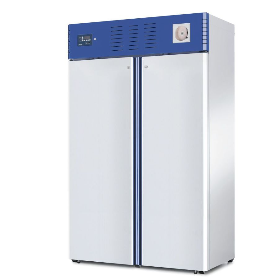 Laboratory refrigerator / cabinet / with automatic defrost / 2-door SMEG