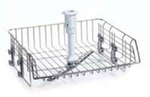 Perforated sterilization basket SMEG