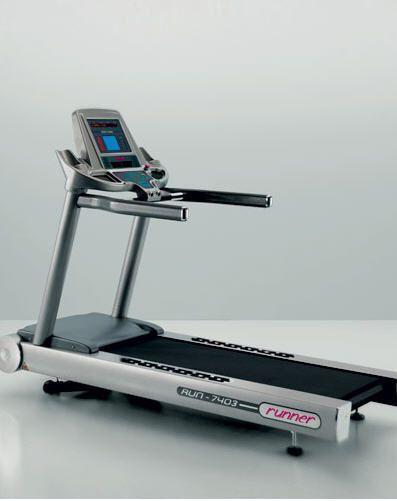 Treadmill Run 7403 t inv Runner