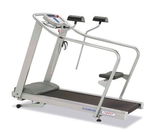 Treadmill with handrails / with underarm bars Run 2011 TR TJ O Runner
