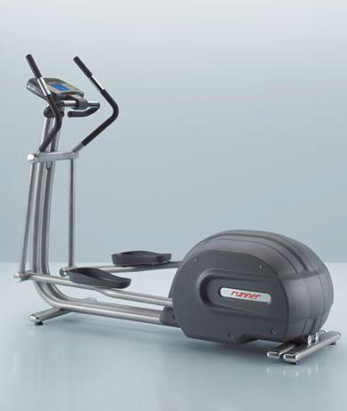 Cross trainer 130 rpm, 0 - 999 W | RUN 7440 T Runner