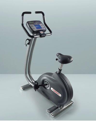 Ergometer exercise bike 130 rpm, 0 - 999 W | RUN 7409 T Runner