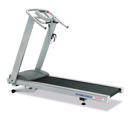 Treadmill Run 2011 TR TJ Runner