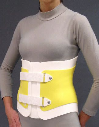 Lumbosacral (LSO) support corset Flex Foam ® I Spinal Technology