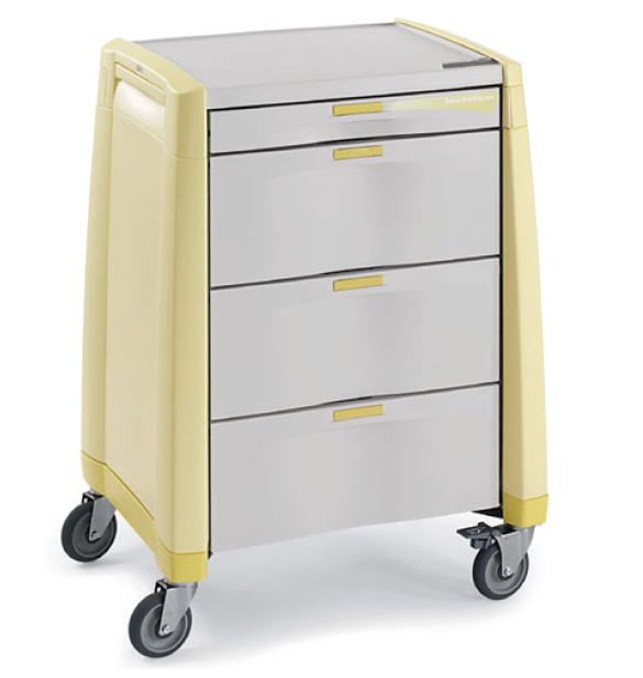 Isolation trolley Capsa Solutions