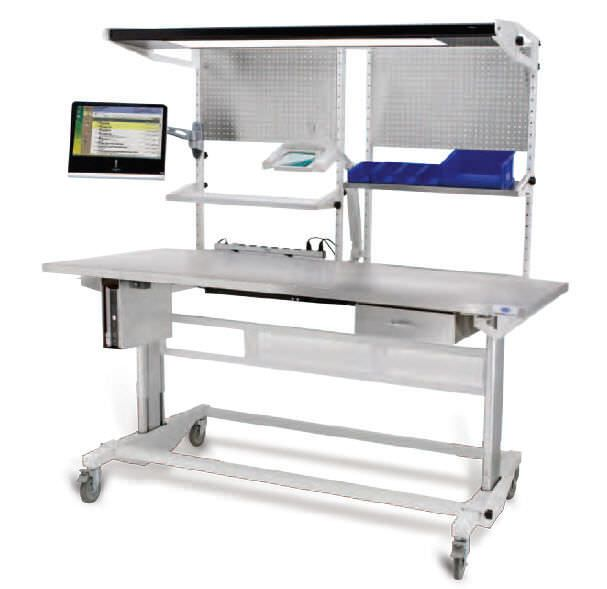Table ERGO-SMART Capsa Solutions
