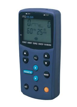 Electro-stimulator (physiotherapy) / hand-held / EMS / TENS ES-320 Ito