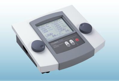Electro-stimulator (physiotherapy) / TENS / EMS / 2-channel ES-521 Ito