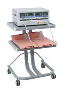 Microwave diathermy unit (physiotherapy) / magnetic field generator / on trolley HM-2SC-A Ito