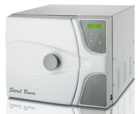 Dental autoclave / bench-top STERIL BASIC BMS DENTAL