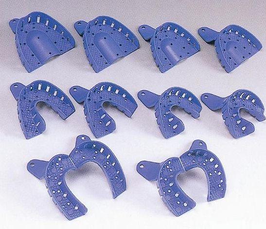 Disposable dental impression tray MONOTRAYS BMS DENTAL