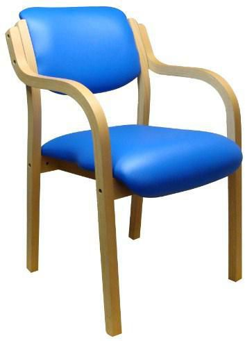 Waiting room chair / with armrests Medi-Plinth