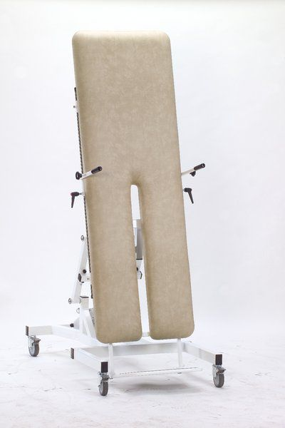 Electrical tilt table / 1-section / on casters Medi-Plinth