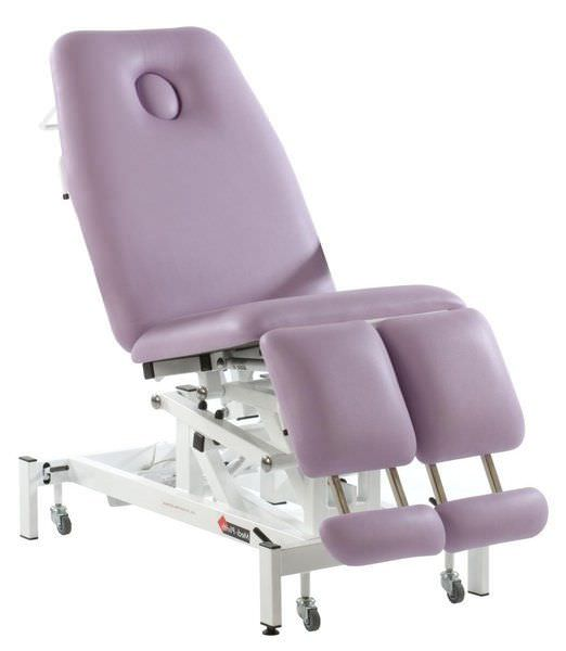 Medical examination chair / electrical / 3-section Medi-Plinth