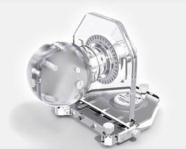 Radiosurgery test phantom Lucy Standard Imaging