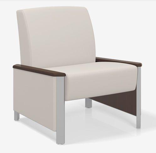 Waiting room armchair 4601M-N Spec