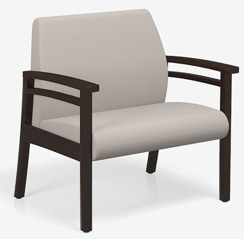 Chair with armrests / bariatric 6501G Spec