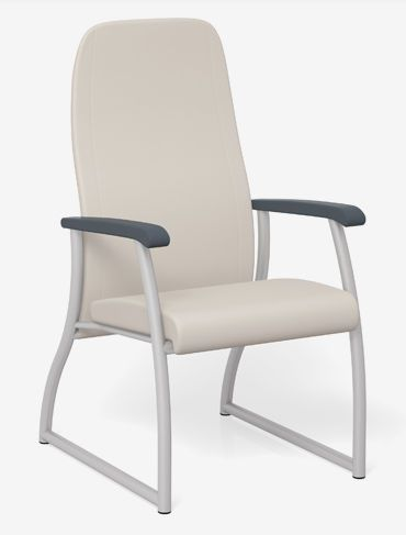 Chair with armrests / with high backrest 3201HHD Spec
