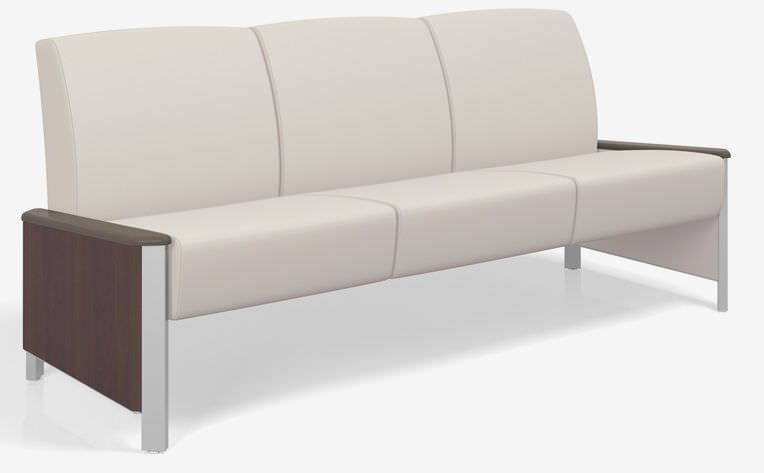 Waiting room sofa / 3 seater 4603M-N Spec