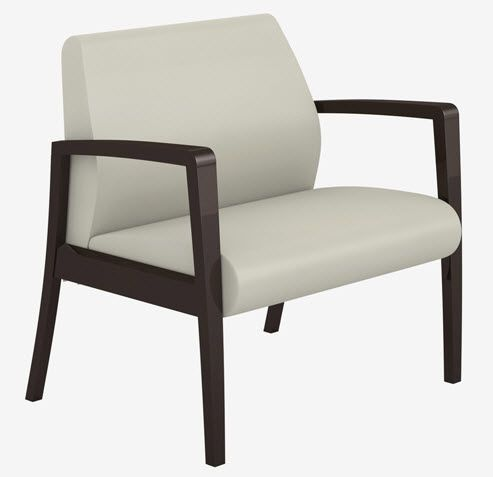 Chair with armrests / bariatric 6701G Spec