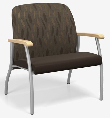 Chair with armrests / bariatric 3201G Spec
