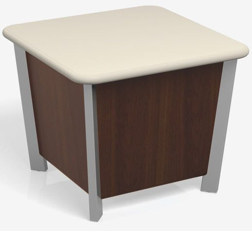 Square table DIGN2-SQ Spec