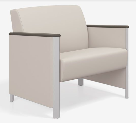 Bariatric armchair 4601G Spec