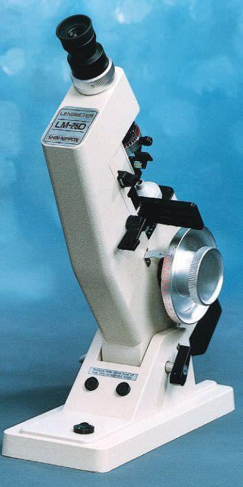 Manual lensmeter LM-25D Shin-Nippon