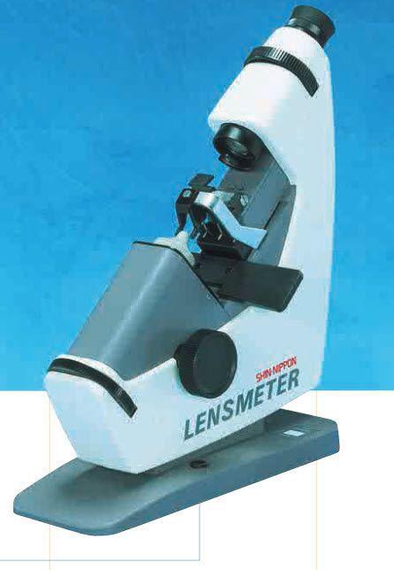 Manual lensmeter LM-15 Shin-Nippon