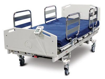 Electrical bed / height-adjustable / 4 sections / bariatric Bari Rehab Platform™ Sizewise