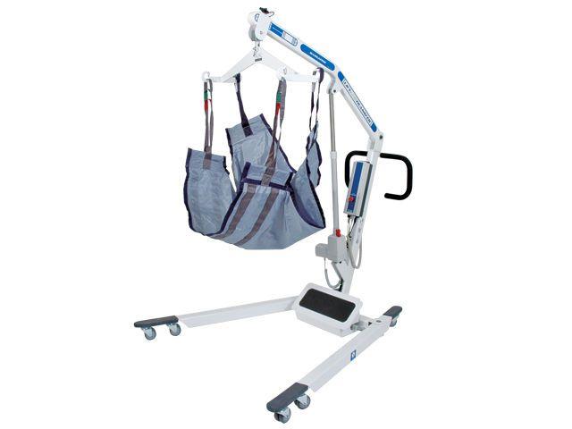Mobile patient lift / bariatric Bari Bedside Sizewise