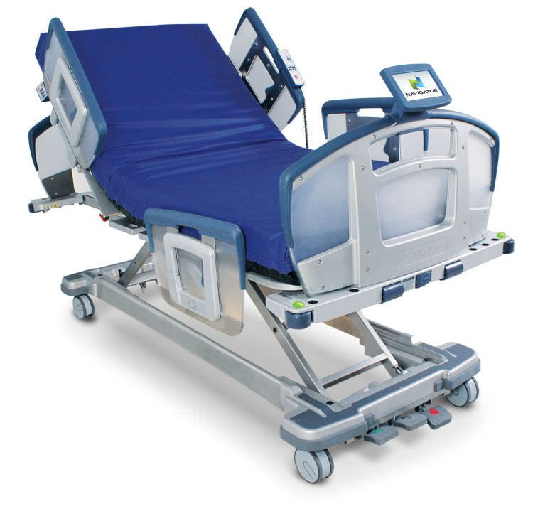 Electrical bed / height-adjustable / 4 sections Navigator™ Sizewise